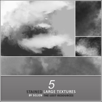 5 Stained Textures - TLR by TheLostResources