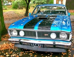 True Blue Muscle by E1969R
