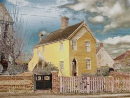 Odd Little House On A Hill by Lothrian