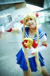 Sailor Moon by kurorochan