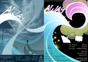 Away Poster Designs by scrii