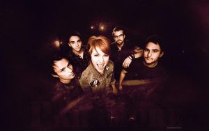 Paramore by SerenaSerlene