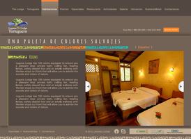 Internal Page, Laguna Lodge Hotel site by the-lines