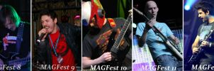 5 Years of MAGFest by GTX-Media