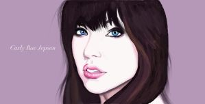 Carly Rae Jepsen by LillyLoLigresse