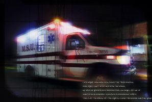 Artist in the Ambulance by xxrebelxx
