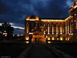 Golden night in Budapest by LaviniaU