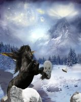 Wildlife Photomanipulation by Angelic-Bear