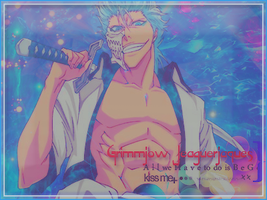 Grimmjow by lenaleesan22