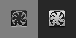 SpeedFan Token Icons by esnooze