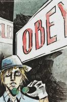 Obey by Bird-in-the-basement