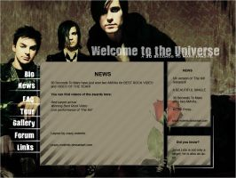 30STM Website Layout by crazy-rodents