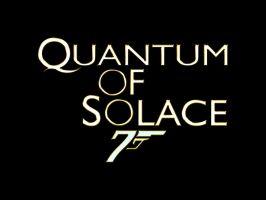 Quantum of Solace by Wolverine080976