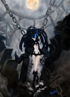 BLACK ROCK SHOOTER by negimanegimi