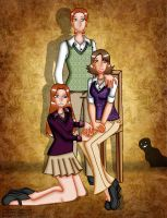 Family Portrait by erin-hime