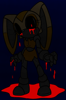 C: EXE Mecha Cream - The Cruel Sweet Rabbit by DarkSonic250