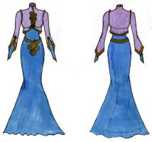Lineage Designs: Wave Fashions I by mitsuki0tennyo