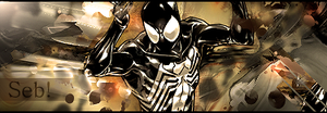 Spiderman Signatur by YourGraphiX