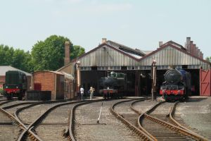 Didcot Engine Shed by rlkitterman