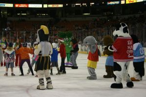 Doing the Sid Shuffle - on ice!! by MrEd301