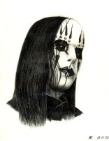 Joey Jordison - Slipknot by EverSanakan