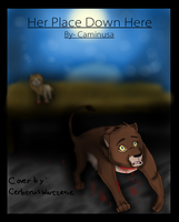 Her place down here contest entry by Cerberuswarczenie