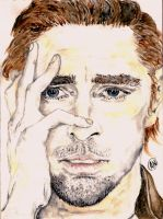 Lee Pace portrait by Arsenid