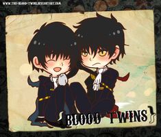 The blood twins ID by The-BloOd-Twins