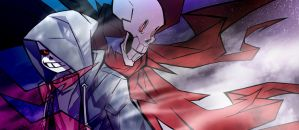 murdersans and papyrus by dupsmj9610