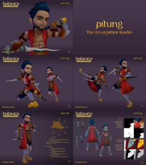 Si Pitung, The Thief