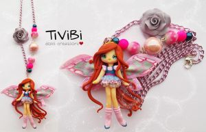 Winx Bloom inspirated by tivibi