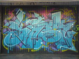 WildStyle in Carandiru by WgnrGui