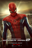The Amazing Spider-Man 2 - Teaser Poster by CyrusHedgehog