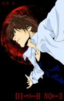 Light Yagami by martyki