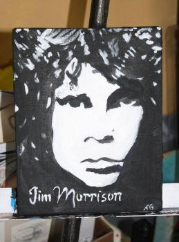 Jim Morrison by destinysblood