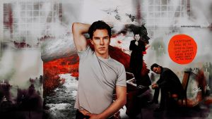 Benedict Cumberbatch wallpaper 57 by HappinessIsMusic