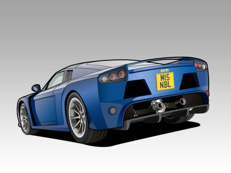 Noble M15 Finished. by Tccustom