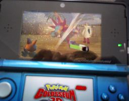 Pokemon Colosseum 3DS DEMO by t7fu8