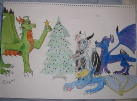 Merry Xmas 2013 by Shay-Tank-Dragon-41