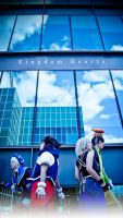 Kingdom Hearts by SKYLineCosplay