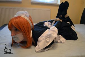 Orange Maid in trouble! 1 by Natsuko-Hiragi