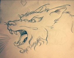 Canis Lupus by SHAKALone