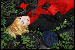 Hetalia - My Dear Friend by NanjoKoji