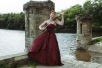 Stock : Woman with Violin by Ange1ica-Stock