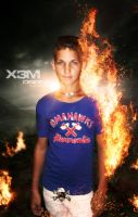 Andy Diaz By X3M Dsignz 2012 by soulevans93