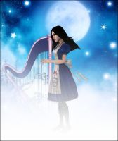 Magic Melody by Lady-Lili