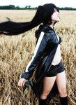 Black Rock Shooter Cosplay :3 by sweetSolay
