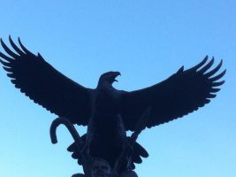 The Eagle of the Monument by MiniBeast09876