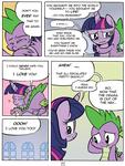 Maybe Later, Spike - 9 by RedApropos
