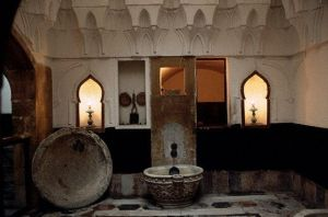 Room in the Azem Palace by obada911